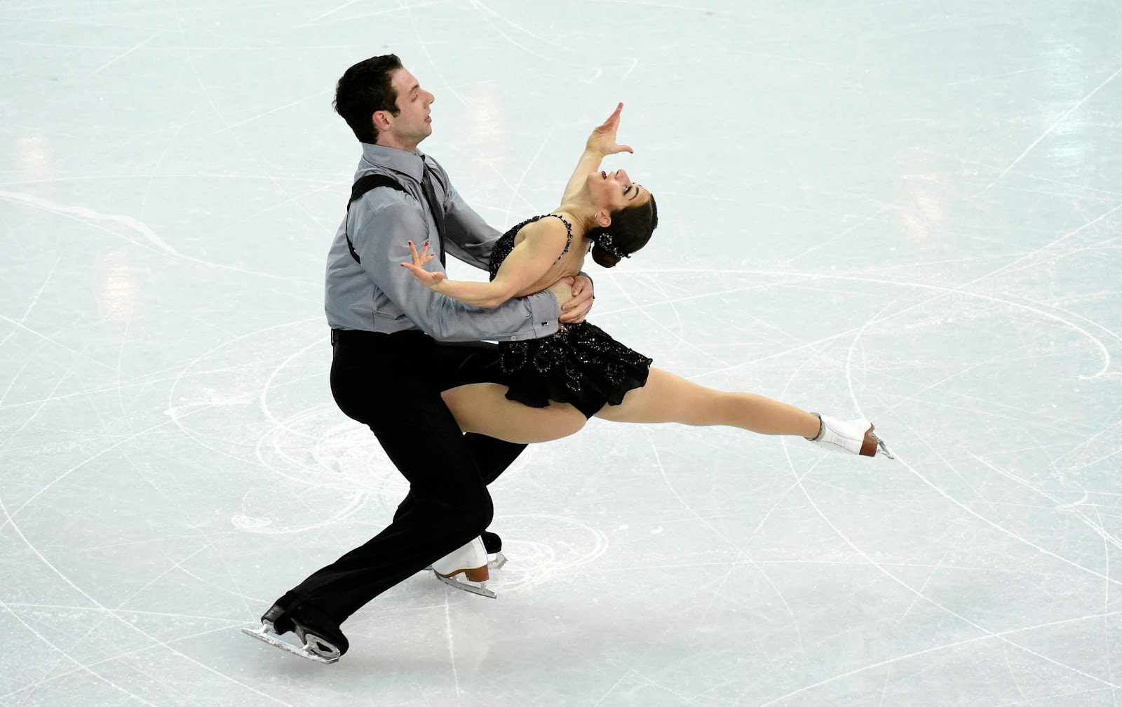 Marissa Castelli,Simon Shnapir, team figure skating