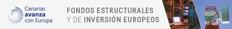 Fondos Europeos del Gobierno de Canarias