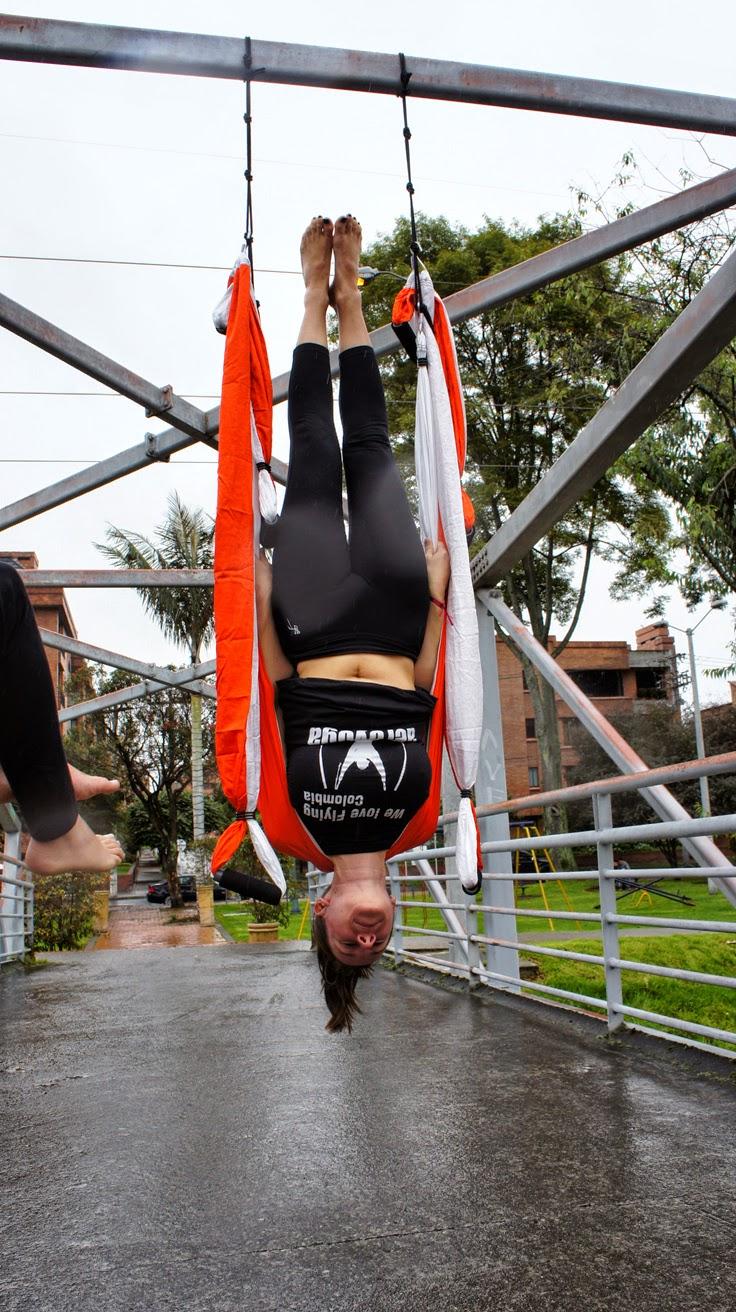 PILATES Aerial Yoga aerial pilates