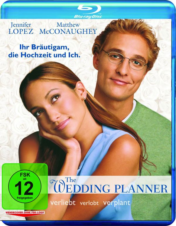 Wedding Planner Blu-ray Cover
