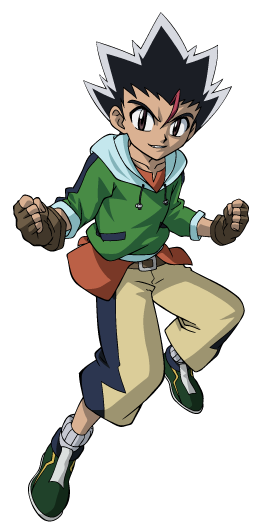 beyblade anime personagens: Beyblade: Metal Masters Fusion: Personagens