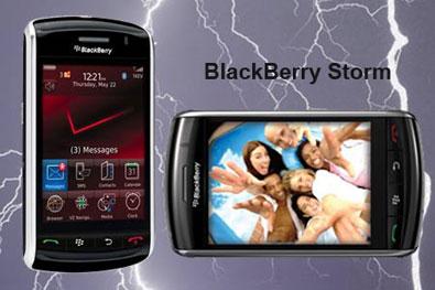 BB CDMA Storm 9530 Touchscreen Info Terbaru