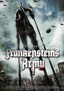 Frankenstein's Army poster