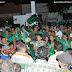 Vigília do Bacurau na noite de ontem (23) foi um verdadeiro sucesso.