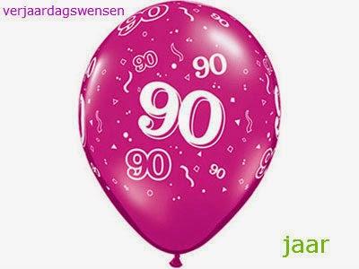Verjaardagswensen Jaar Moppen Verjaardagswensen 90 Jaar