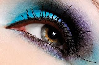 Maquillaje de Ojos Para Fiestas, parte 3