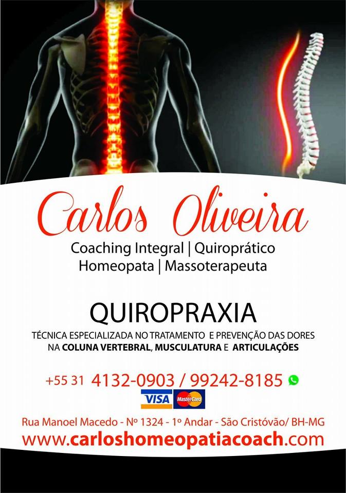 Quiropraxia em BH