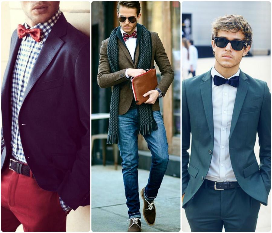 pajaritas estás de moda / bow tie hipster cool elegant