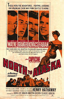 Watch North to Alaska (1960) movie free online