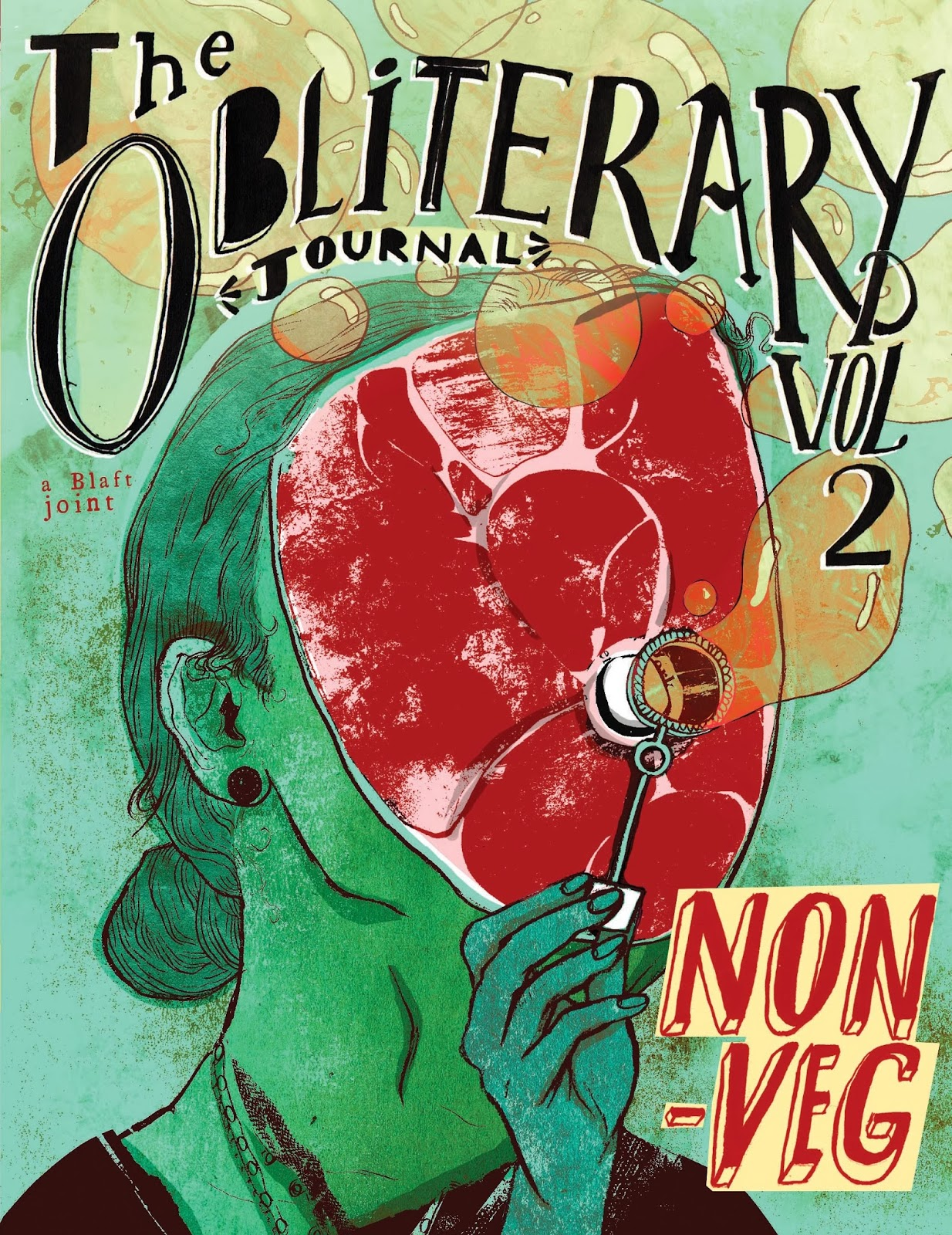 Coming Soon: The Obliterary Journal, Vol. 2