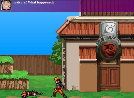 Jogo Naruto Game