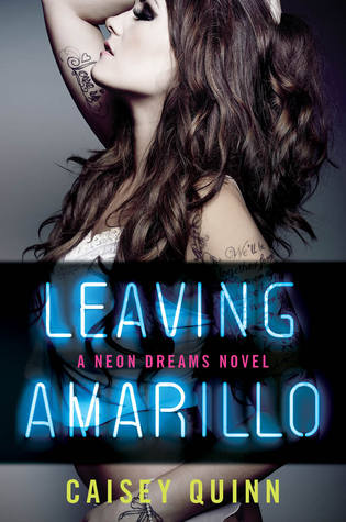 ARC Review: Leaving Amarillo by Caisey Quinn