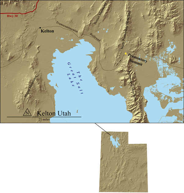 utah map projects places promontory point on us map