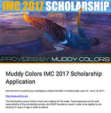 Win a Scholarship to the IMC!