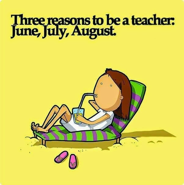 Teachers Its Our Time Summerbreak