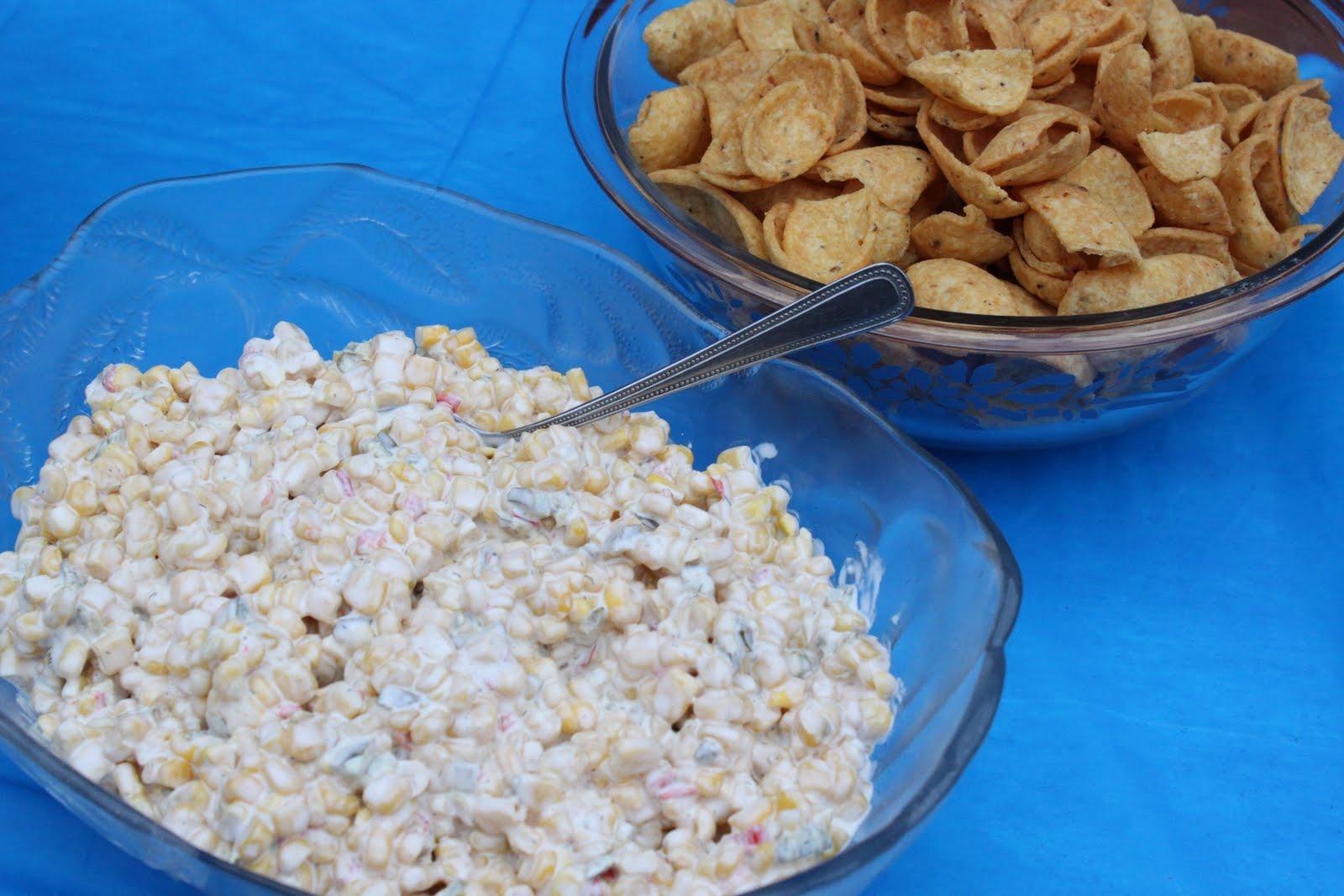 Spicy Creamy Artichoke Dip With Corn And Cayenne Recipes — Dishmaps