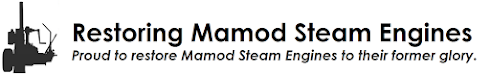 Restoring Mamod Steam Engines