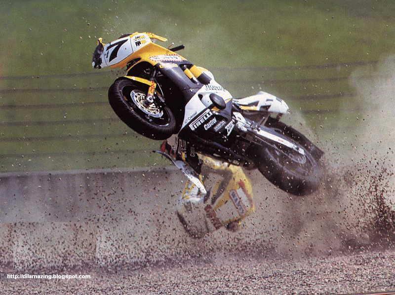 Worst Dirt Bike Crash Gallery