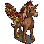 FarmVille Fall Pegacorn