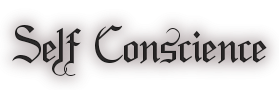 self conscience