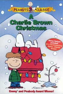 DVD cover of A Charlie Brown Christmas 1965 animatedfilmreviews.blogspot.com