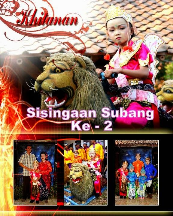 ( 2 ). Vidio Sisingaan perhajatan Mang Yono di Subang - Bagian Ke 2