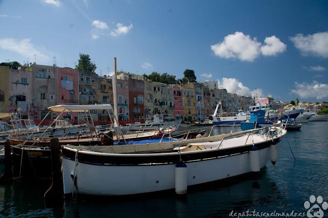 Puerto Marina Grande de Procida