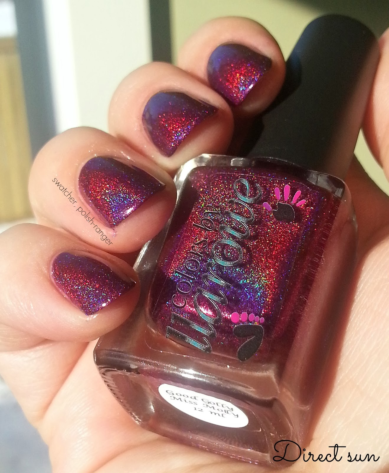 Colors by Llarowe Good Golly Miss Molly swatch