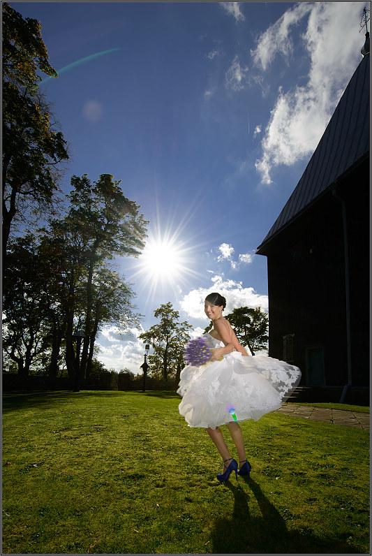 vestuvinė fotosesija sedoje
