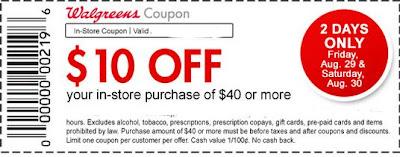 walgreens printable coupons