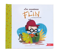 Flin Adventures book!