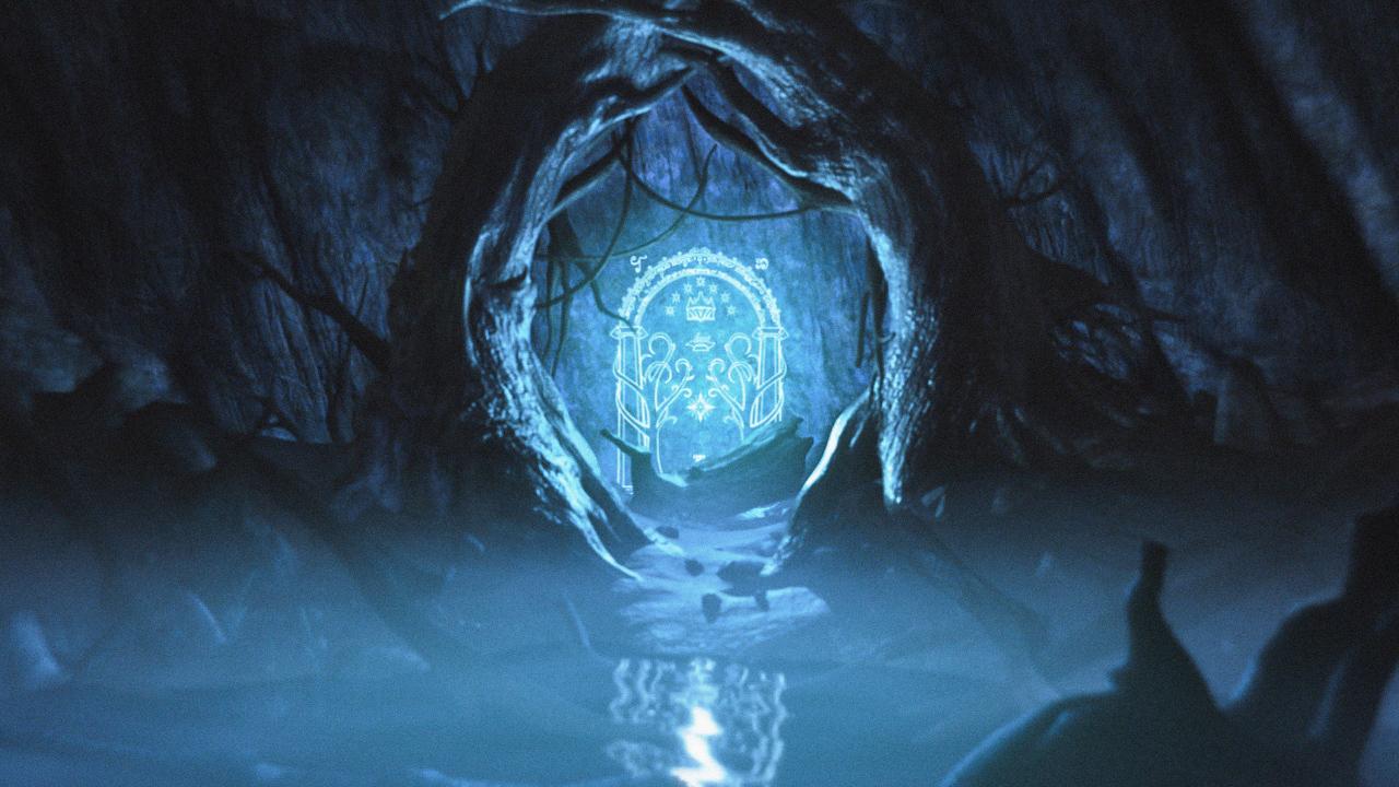 Mines Of Moria Entrance Www Pixshark Com Images