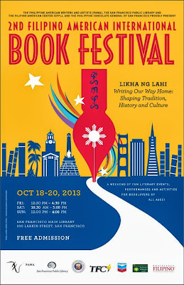 Filipino American International Book Festival 2013