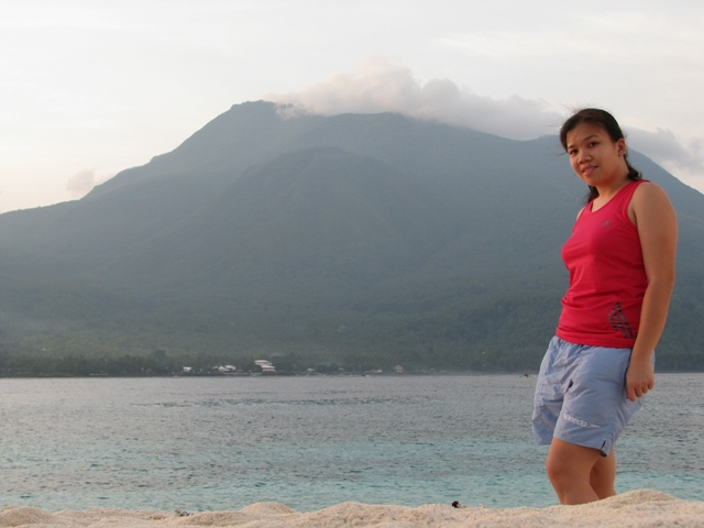 background Mt. Hibok Hibok, CAMIGUIN ISLAND ATTRACTIONS