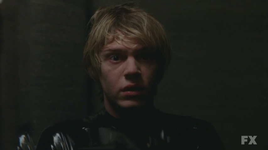 The Angst Report.: American Horror Story: Tate Is Rubber Man