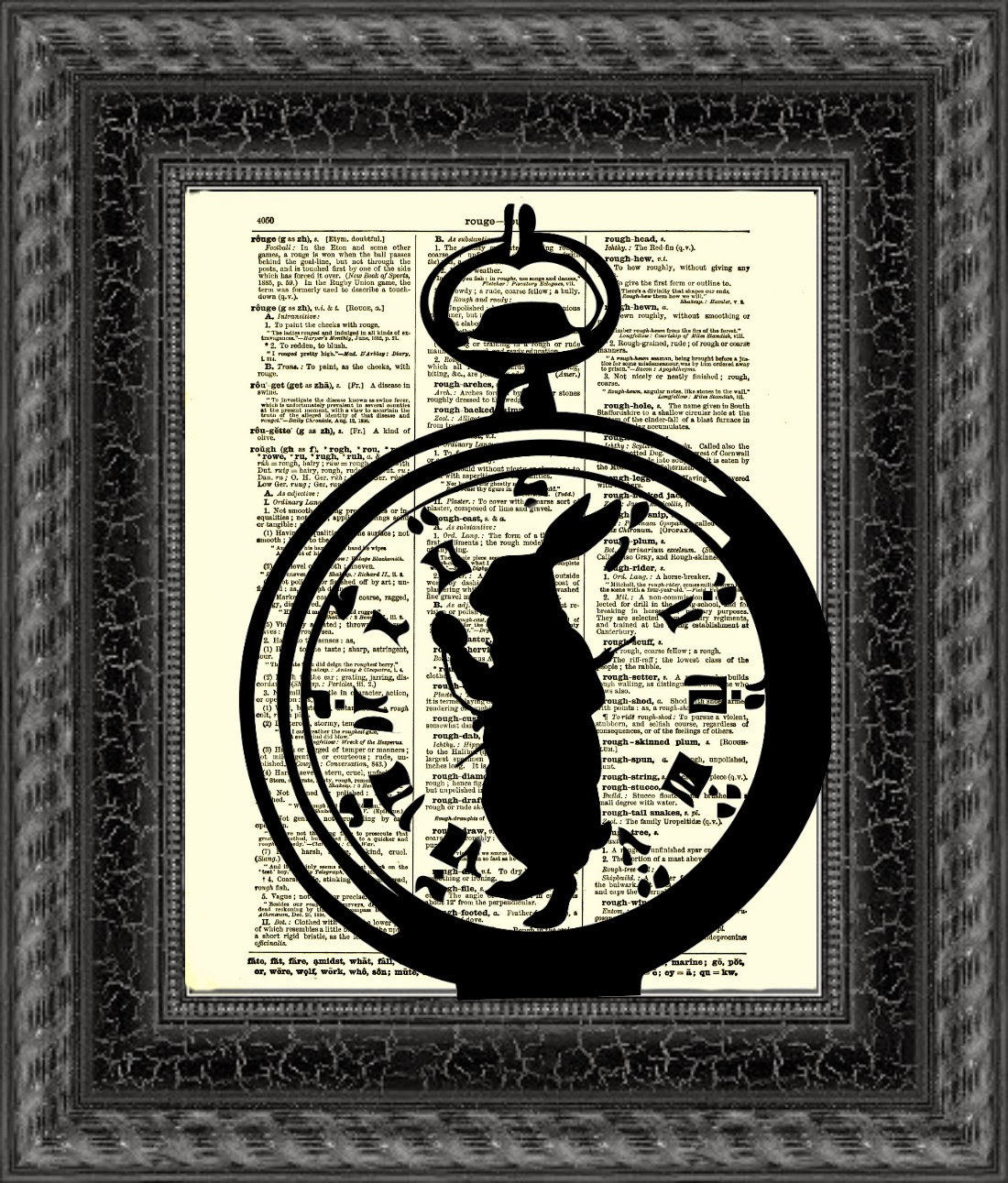 02-White-Rabbit-Belle-Old-Books-and-Dictionaries-in-Re-Imagination-Prints-www-designstack-co