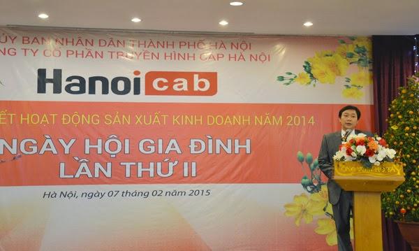 Truyền hình Cáp Hà Nội ra mắt Logo mới