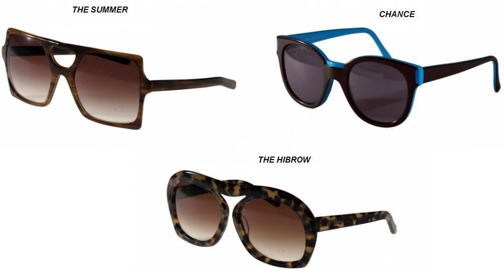 june ambrose for selima optique sunglasses launch