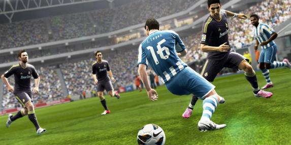 cara menguasai game sepak bola dengan mudah