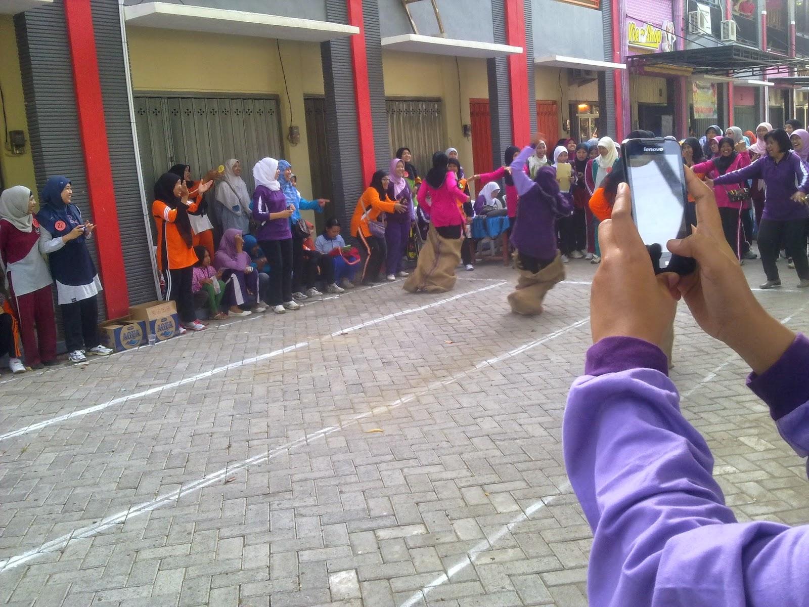 IKATAN BIDAN INDONESIA RANTING STIKES MUHAMMADIYAH LAMONGAN