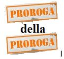 Manifesto Proroga