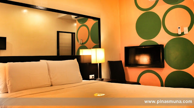 interior of a Queen Room at GoHotels Puerto Princesa