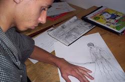 Nossos alunos são preparados para criar seus proprios desenhos, histórias e ilustrações.