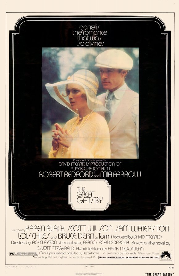 Every 70s Movie: The Great Gatsby (1974)