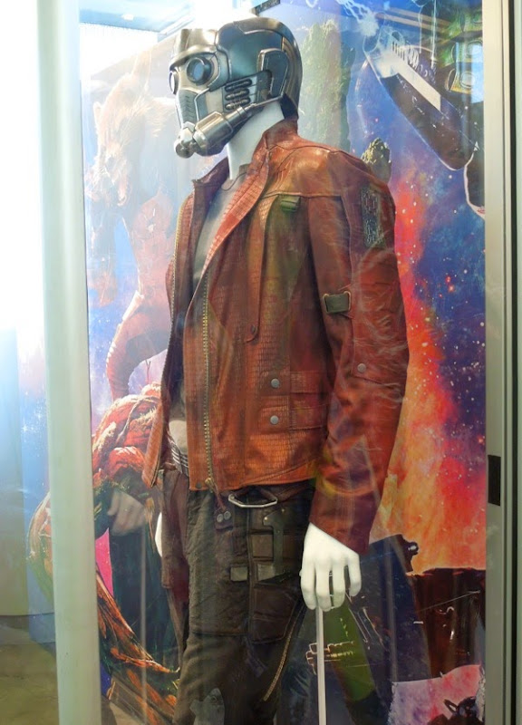 Star-Lord Guardians of the Galaxy costume detail