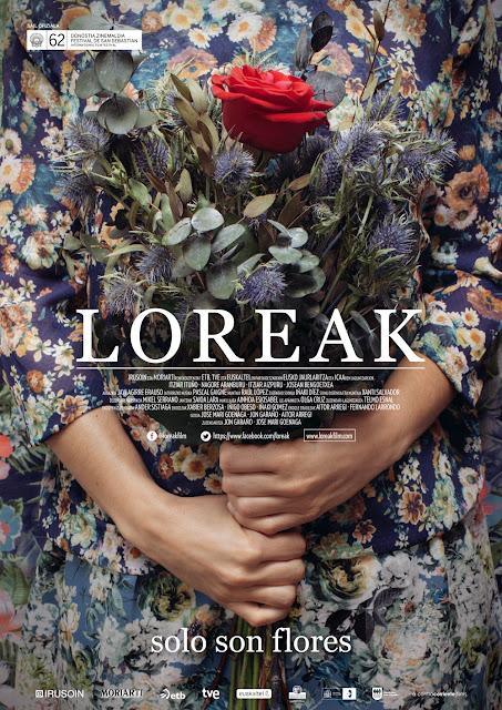 Frases de la película Loreak (Flores)