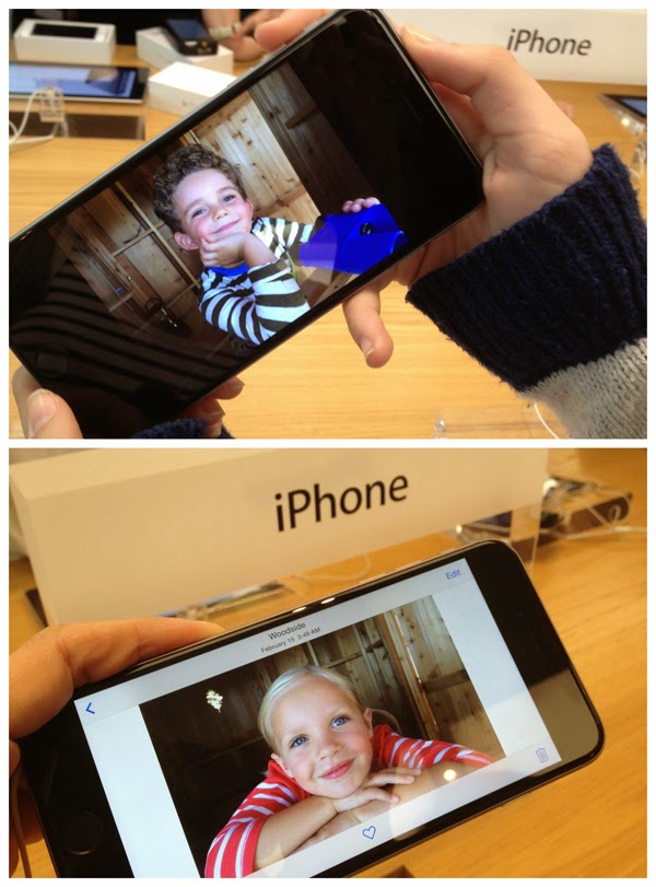 Jameson Dilley - Kaitlyn May - Cast Images - Apple iphone