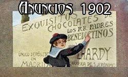 Anuncios 1902.