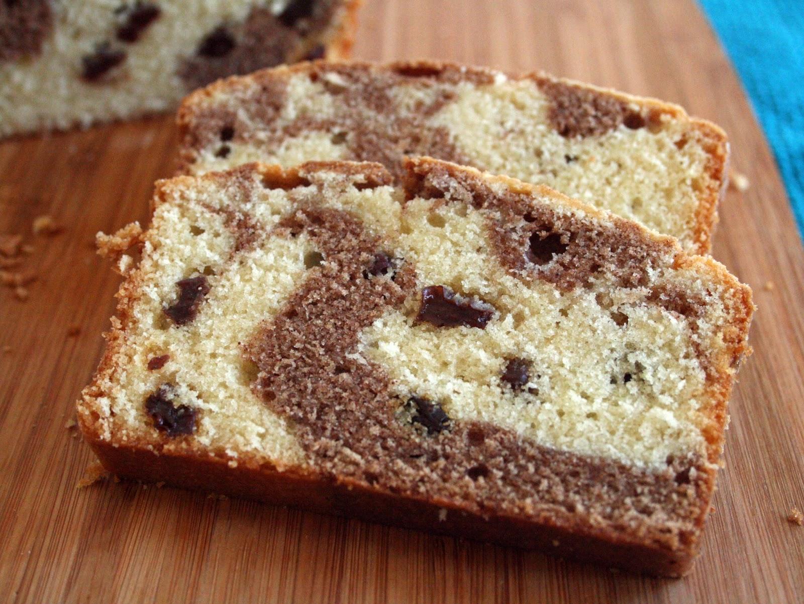 Marble Cake Recipe Loaf Tin
