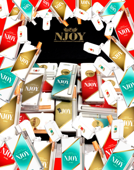 NJOY E-Cigarettes 30 Day Challenge with Portis Wasp